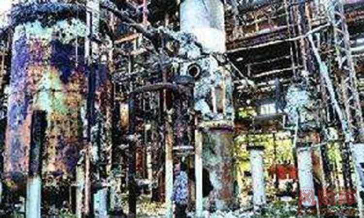 印度博帕尔毒气泄漏案教训