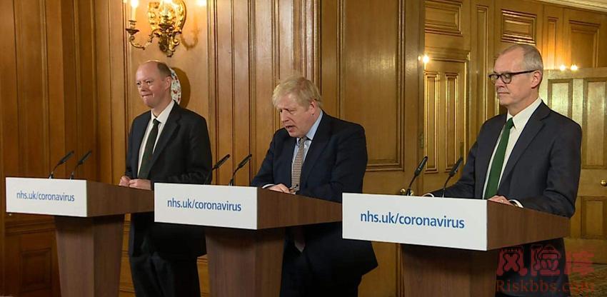 英首相怀孕女友感染新冠病毒,暴露不堪入目的情爱
